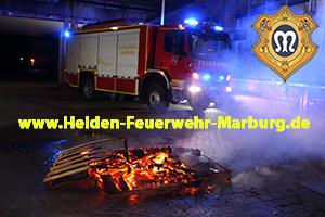 Werbevideo Feuerwehr Marburg
